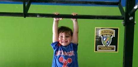 Cute Pull-Up